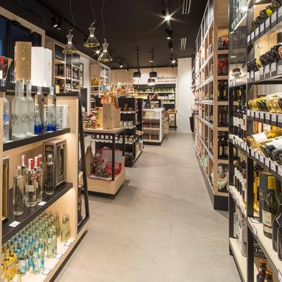 Delivinos Store Inside
