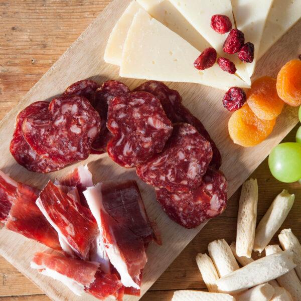 Deli Ibérico and Cheese